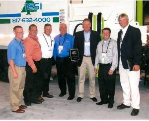 New Way Dealer Award 2009
